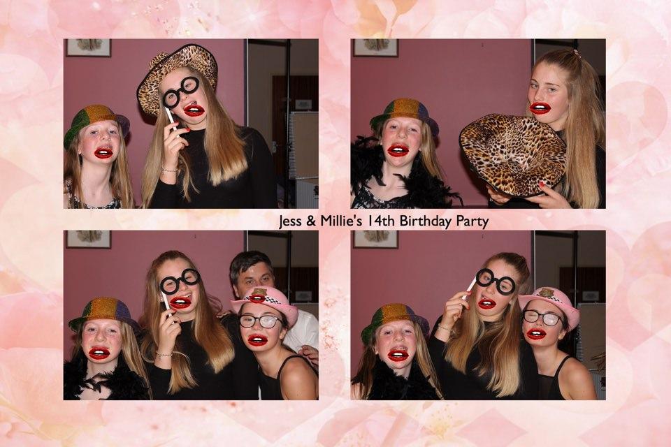 Jess & Millie's 14th Birthday