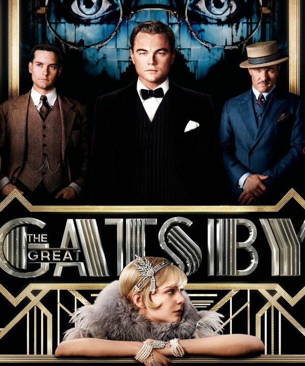 Great Gatsby photo booth